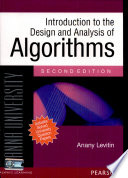 Introduction to Design & Analysis of Algorithms: For Anna University, 2/e