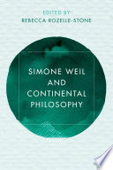 Simone Weil and Continental Philosophy