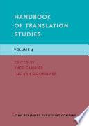 Handbook of Translation Studies