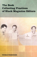 The Book Collecting Practices of Black Magazine Editors
