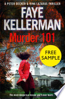 Murder 101 Free Sampler Peter Decker And Rina Lazarus Crime Thrillers