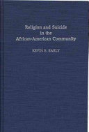 Religion and Suicide in the African-American Community ebook