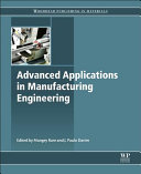 Advanced Applications in Manufacturing Enginering