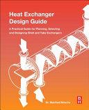 Heat Exchanger Design Guide Book