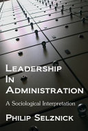Leadership in Administration