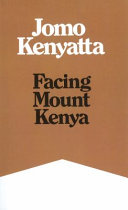 Facing Mount Kenya