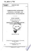 Communication Satellites Book PDF