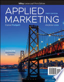 """""""Applied Marketing: Connecting Classrooms to Careers"""" by Daniel Padgett, Andrew Loos"""