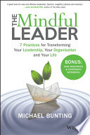 The Mindful Leader Book