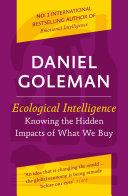 Pdf Ecological Intelligence