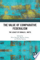The Value Of Comparative Federalism