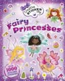Little Hands Sticker Book-Fairy Princess