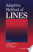Adaptive Method of Lines Book