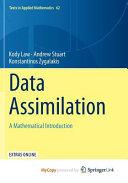Data Assimilation Book
