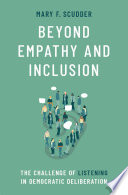 Beyond Empathy and Inclusion