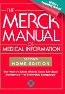 Cover of The Merck Manual of Medical Information