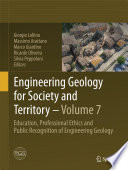 Engineering Geology for Society and Territory - Volume 7
