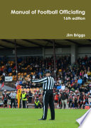 Manual of Football Officiating  16th edition  perfect bound