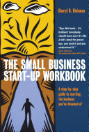 The Small Business Start-up Workbook