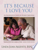 It S Because I Love You  Book PDF