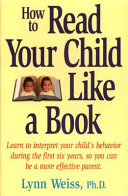 How to Read Your Child Like a Book Book