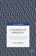Pdf A Rumor of Empathy Telecharger