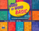 Word by Word Basic English/Spanish Bilingual Edition