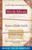 Have a Little Faith Movie Tie-in Sampler