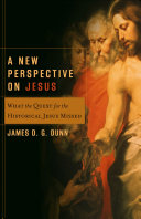 A New Perspective on Jesus
