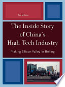 The Inside Story of China s High Tech Industry