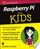 Raspberry Pi For Kids For Dummies