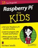 Raspberry Pi For Kids For Dummies