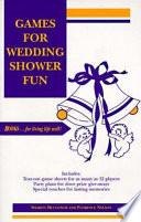Games for Wedding Shower Fun