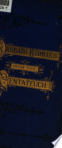 Sabbath Stories from the Pentateuch