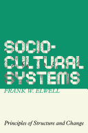 Sociocultural Systems
