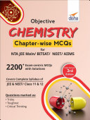 Objective Chemistry Chapter-wise MCQs for NTA JEE Main/ BITSAT/ NEET/ AIIMS 3rd Edition Pdf/ePub eBook