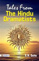 Tales From the Hindu Dramatists [Pdf/ePub] eBook
