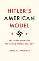 Hitler's American Model