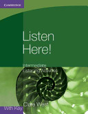 Books - Listen Here! With Key | ISBN 9780521140362
