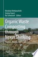 Organic Waste Composting through Nexus Thinking Book