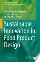 Sustainable Innovation in Food Product Design