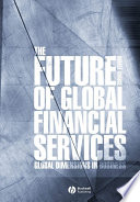 The Future of Global Financial Services