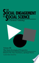 The Social Engagement of Social Science  Volume 3