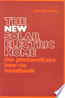 The New Solar Electric Home