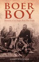 Boer Boy Pdf/ePub eBook