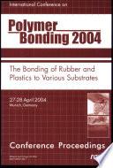 Polymer Bonding 2004