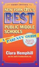 New York City s Best Public Middle Schools