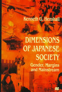 Dimensions of Japanese Society