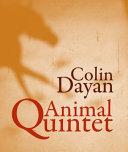 Animal Quintet Book PDF