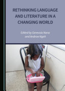 Rethinking Language and Literature in a Changing World